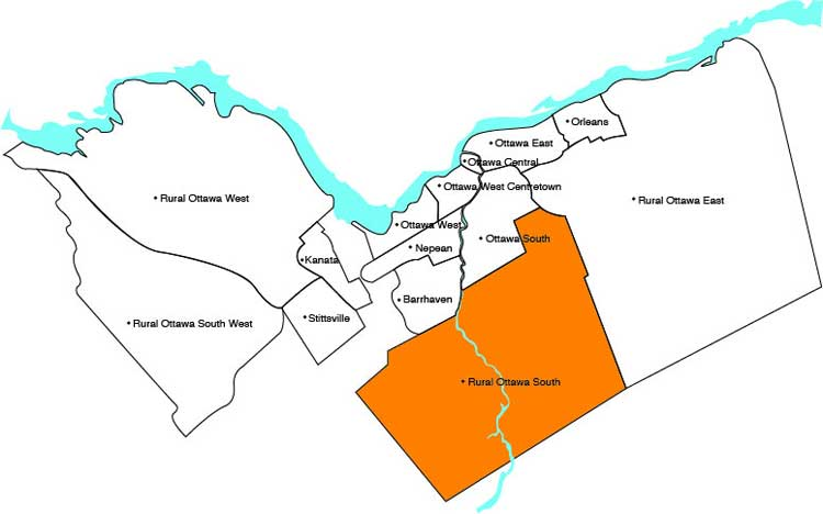 Understanding Ottawa S Neighbourhoods And Layout